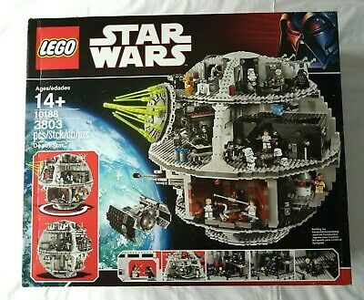£410 • Buy Sealed & Boxed Star Wars -10188 Ucs Ultimate Death Star - Box Is In Good Order
