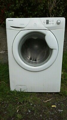 £15 • Buy Hoover Optima OPHS712DF 7kg Washing Machine . Fully Working Will Need Bearings