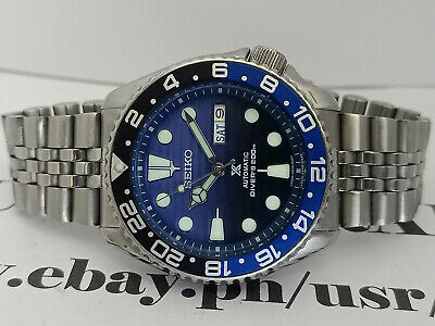 $ CDN112.05 • Buy Seiko Diver 7s26-0020 Skx007 Automatic Watch Save The Ocean Mod 090477