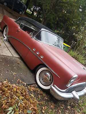 AU42500 • Buy 1954 BUICK Century Sports Coupe Not Mustang Not Chev