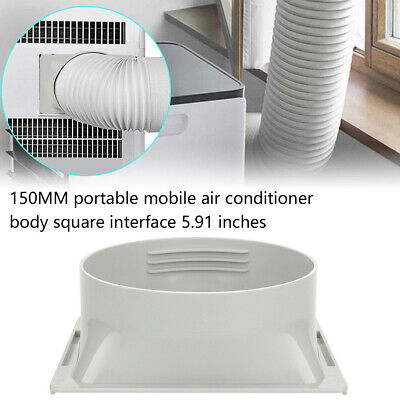 AU17.99 • Buy 150MM Exhaust Pipe Connector 5.91 Inch Hose Adapter For Portable Air Conditioner