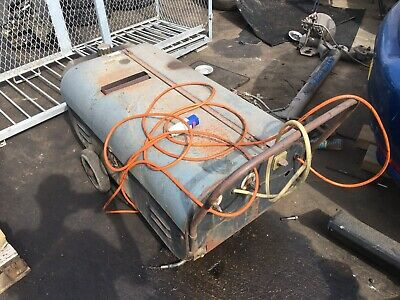 £200 • Buy Cleanwell Steam Hot Pressure Washer Industrial Size Large Commercial