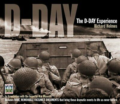 £18.42 • Buy D-DAY EXPERIENCE By Richard Holmes & Imperial War Museum - Hardcover *BRAND NEW*