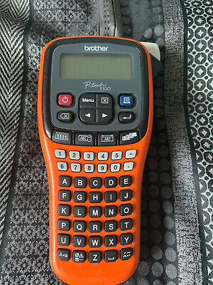 £24.99 • Buy Brother P-TOUCH E100 Hand Held Label Printer (103436)