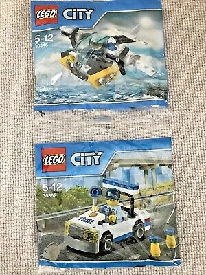 £5.99 • Buy ⭐NEW Unopened LEGO City 30346 And 30352 Polybags
