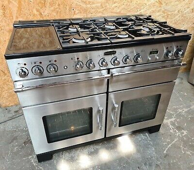 £790 • Buy Rangemaster Excel 110 Dual Fuel - DELIVERY AVAILABLE