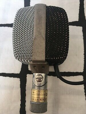 £496.33 • Buy AKG D12 VINTAGE Dynamic Professional Studio Microphone From 70s