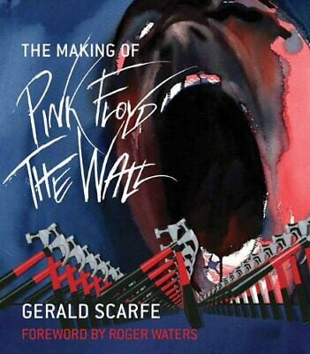 £15.25 • Buy MAKING OF PINK FLOYD: WALL By Gerald Scarfe