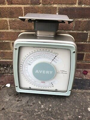 £40 • Buy Vintage Avery 4B Post Office Weighing Scales