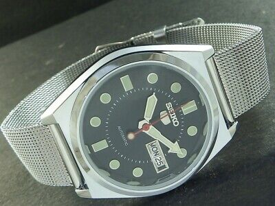 $ CDN30.17 • Buy VINTAGE UNUSED SEIKO AUTOMATIC JAPAN MEN'S DAY/DATE WATCH 443d-a222615-5