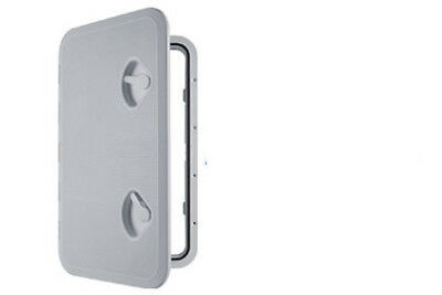 £35.99 • Buy MARINE ACCESS BOAT DECK INSPECTION HATCH 353mm X 606mm WHITE Motorhome Yacht DX