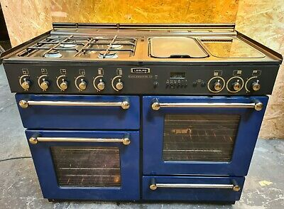 £590 • Buy Leisure Rangemaster 110 Blue All Gas - DELIVERY AVAILABLE