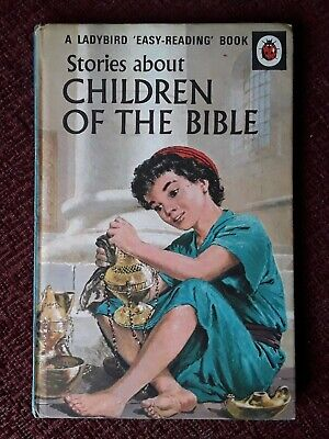 £2.49 • Buy Vintage Ladybird Books - Stories About Children Of The Bible - Series 606A - 15p