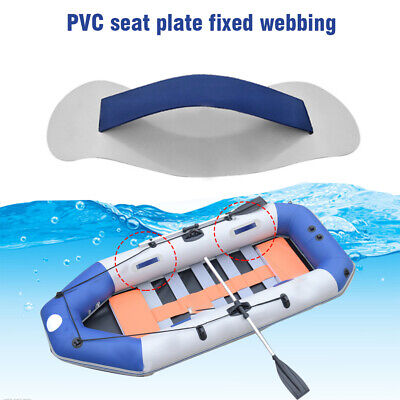 £7.44 • Buy Canoe Outdoor Inflatable Boat Kayak Dinghy Rib Webbing Seat Strap Patch PVC