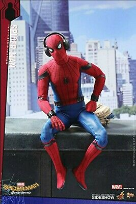 $ CDN602.19 • Buy Spider-Man Homecoming 12  1/6 Scale Hot Toys Figure [MMS425] Rare