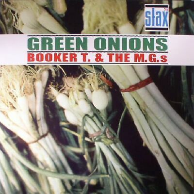 £18.98 • Buy BOOKER T & THE MGs - Green Onions (reissue) - Vinyl (LP)