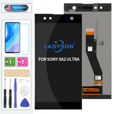 $ CDN52.17 • Buy For Sony Xperia XA2 Ultra H3223 LCD Display Screen Digitizer Replacement + Frame