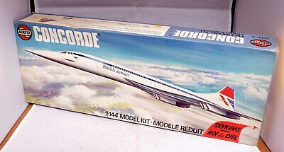 £28 • Buy Airfix 06175 Series6 1/144 Scale  Concorde Anglo French Supersonic Passenger Jet