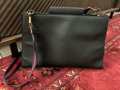 AU270 • Buy Black And Red Gucci Bag
