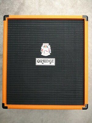 £160 • Buy Orange Crush 50 50W Bass Combo Amp - Boxed - Excellent Condition