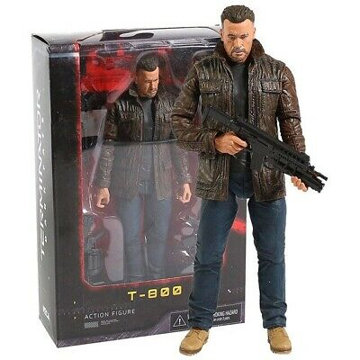 £1.41 • Buy NECA Terminator 2 Judgment Day T-800 Arnold 7  Action Figure Collectible In Box