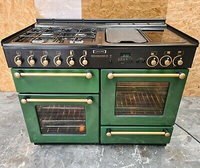 £590 • Buy Leisure Rangemaster 110 Green All Gas - DELIVERY AVAILABLE
