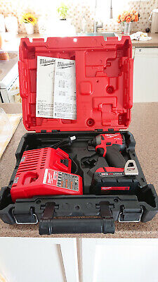 $ CDN250 • Buy Milwaukee M18 Fuel 2853-22CT 1/4  Hex Impact Driver Kit With 1 Battery