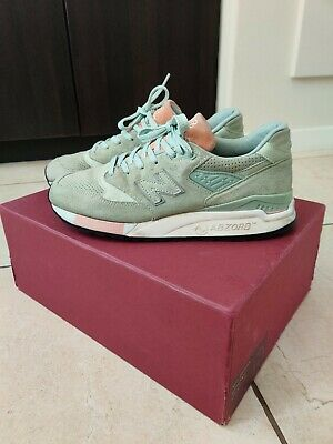 $175 • Buy New Balance X Concepts 998 Tannery M998TNY Size 9 Made In USA Mint 574 997