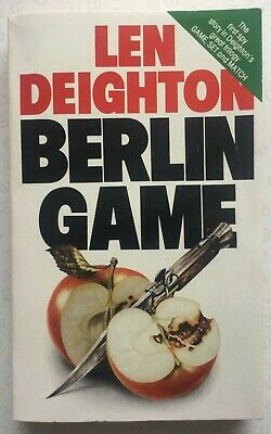 £7.09 • Buy Berlin Game By Len Deighton (Panther Books, 1984) Very Good Condition.