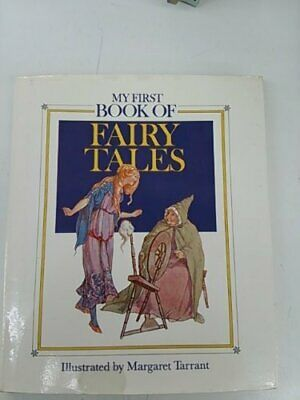 £14.45 • Buy MY FIRST BOOK OF FAIRY TALES By Margaret Tarrant - Hardcover **Mint Condition**