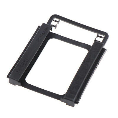 AU3.07 • Buy 2.5  To 3.5  Adapter Bracket SSD HDD Notebook Mounting Hard Drive Disk Holder TP