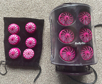 £9.50 • Buy Babyliss Hair Curlers / Rollers