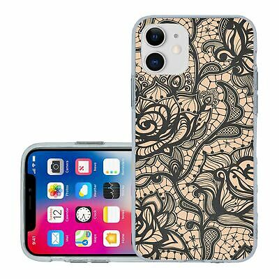 £6.95 • Buy For IPhone 11 Silicone Case Cover Gothic Pattern (S5013)