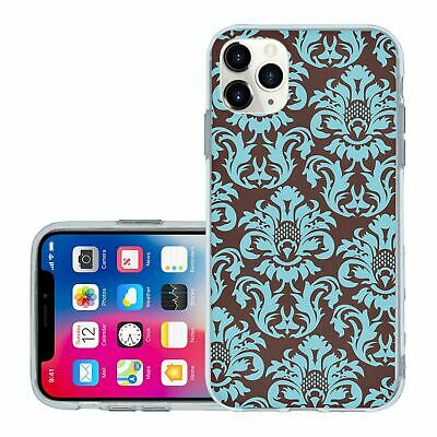 £6.95 • Buy For IPhone 11 PRO Silicone Case Cover Gothic Pattern (S5006)