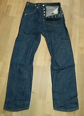 £26 • Buy LEVI'S Californian Vintage JEANS TWISTED / ENGINEERED CINCH BACK 30 X 32 RED TAB
