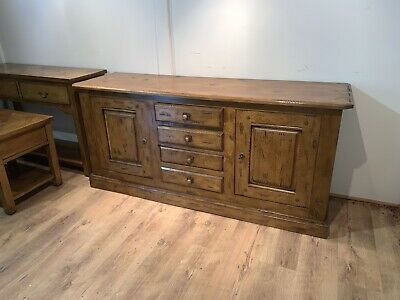 £279.99 • Buy Solid Oak Farmhouse French Country Sideboard