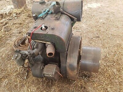£100 • Buy Wolseley Air-cooled Stationary Engine.  Fairly Rare.  Was Running Last Year.