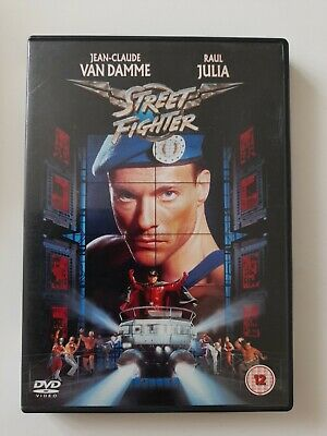 £0.99 • Buy Street Fighter - The Ultimate Battle (DVD) Kylie Minogue