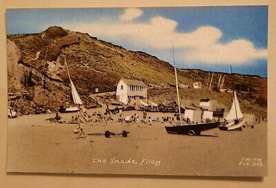 £2.99 • Buy Postcard The Sands,Filey.Yorkshire.F.Frith Fly.269.   R22083