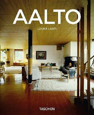 £21.55 • Buy AALTO (TASCHEN BASIC ARCHITECTURE) By Louna Lahti *Excellent Condition*