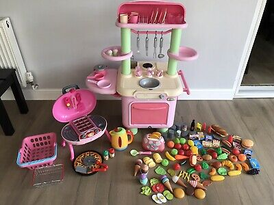 £25 • Buy Early Learning Centre Sizzlin' Kitchen + BBQ + Playfood