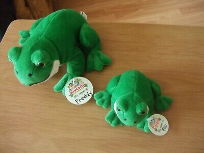 £1 • Buy My Animal Kingdom Freddy And Flip Frog With Tags Iss In 2005 Very Good Cond