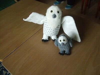 £1 • Buy My Animal Kingdom Ollie Owl With Tag & Baby W/o Tag Issued In 2005 Very Good Con