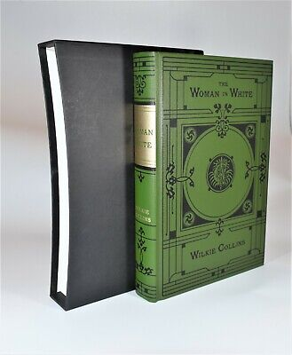 £28.50 • Buy Folio Society. Wilkie Collins: The Woman In White (2005) Slipcase. Illustrated.