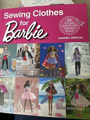 £1.50 • Buy Sewing Clothes For Barbie Book Used