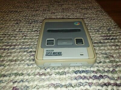 £0.99 • Buy Super Nintendo SNES Console Only
