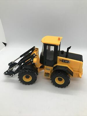 £30 • Buy Britains ERTL TOMY JCB 416s 1/32 Diecast Loader Model Moving Parts Tractor Toy