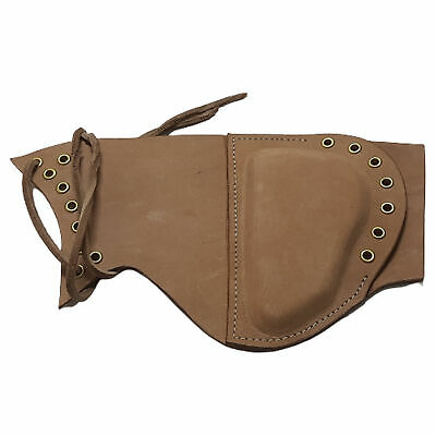 $28.49 • Buy WWII U.S. Garand Leather Sniper Rifle Cheek Pad Natural Color - Reproduction I49