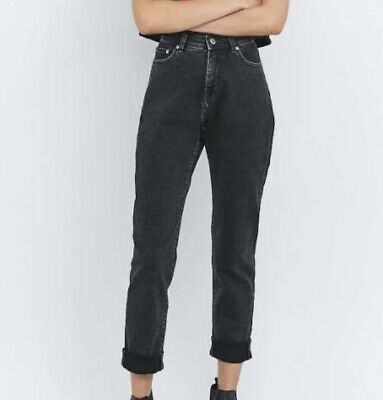 AU35 • Buy Pull And Bear Mom Jeans Size 24 (6-8)