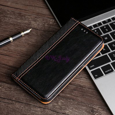 AU12.91 • Buy For SONY Xperia L1 L2 XA1 XZ Slim Magnetic Flip PU Leather Wallet Case Cover